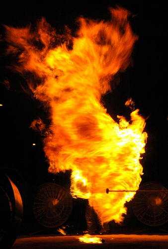pretty fire